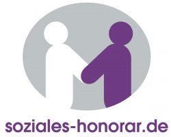 Soziales Honorar Logo